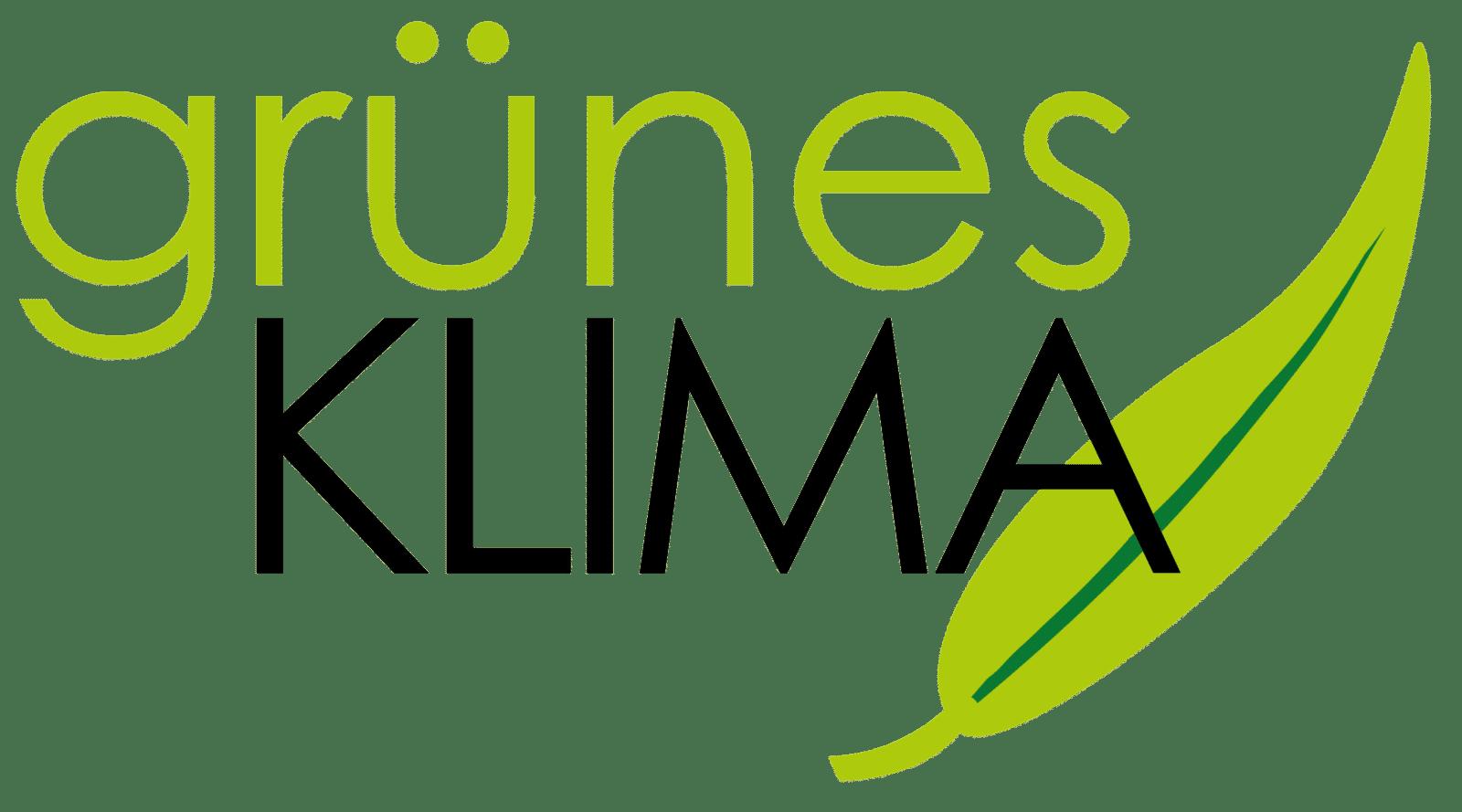 grunes klima logo